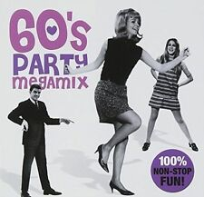 VARIOUS ARTISTS - 60'S PARTY MEGAMIX NEW DVD