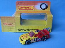 Matchbox Chevy Lumina MB USA 12th Convention 1993 Toy Model Car Mack