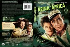 LA REINA DE AFRICA. dvd