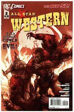 All Star Western (2011) #2 NM 9.4 Jonah Hex El Diablo Back-Up Story