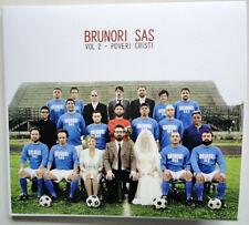 Brunori Sas – Vol 2 - Poveri Cristi - CD