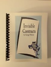 Invisible Contracts by George Mercier