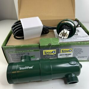 Tetra Pond GreenFree Ultraviolet Clarifier UVC-9 Up to 1800 Gph READ