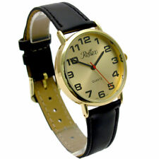 Faux Leather Band Men's Polished Casual Wristwatches