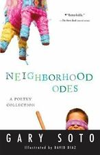 Neighborhood Odes by Gary Soto (2005, Paperback)
