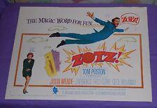 original ZOTZ! LOBBY CARD William Castle Tom Poston Julia Meade Jim Backus