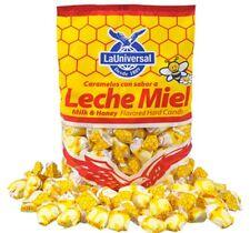 La Universal Leche Miel (Milk Honey Candy) 14.74 oz  fast shipping  USA