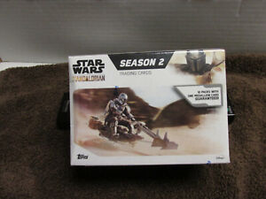 Star Wars The Mandalorian Season 2 Topps Blaster Box- 10 Packs🔥🔥🔥