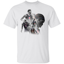 Men's Los Angeles Clippers Patrick Beverley #21 2020 White T-shirt S-5XL