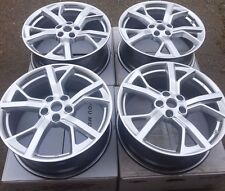 "SET OF FOUR 19"" x8"" WHEELS RIMS fits NISSAN ALTIMA MAXIMA HYPER SILVER brand new"