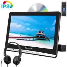 "12"" HD Auto Moniter Kopfstütze Portable Tragbarer DVD CD Player USB SD AV IN Out"
