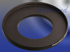 37mm-62mm Filter Adaptor Ring Converts 37mm lens thread to 62mm 37-62 Step-Up