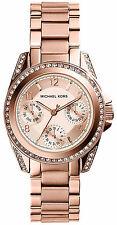 Michael Kors MK5613 Blair Rose Gold Dial Rose Gold Stainless Women's Watch
