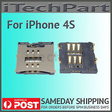 SIM Card Tray Holder Reader Replacement Part For iPhone 4S