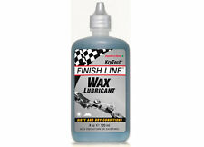 FINISH LINE KRYTECH WAX CYCLE BIKE CHAIN LUBE LUBRICANT   2oz 60ml BOTTLE
