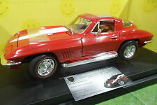 CHEVROLET CORVETTE COUPE 427 1967 DAZED AND CONFUSED 1/18 AMERICAN MU ERTL 36685