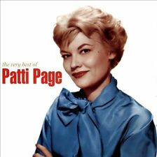 The Very Best of Patti Page by Patti Page (CD, Apr-2013, Hallmark)