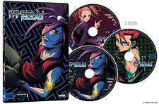 Phi Brain Puzzle of God Collection 1 DVD (814131013934)