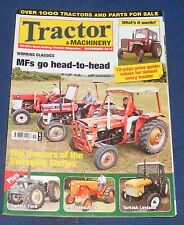 TRACTOR & MACHINERY NOVEMBER 2010 - TOP TRACTORS OF THE SWINGING SIXTIES