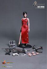 Hot Toys 1/6 Biohazard 4 HD Resident Evil VGM16 Ada Wong Masterpiece Figure