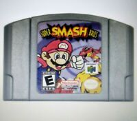 64 Bits Super Smash Bros Video Game Cartridge Console US version for Nintendo