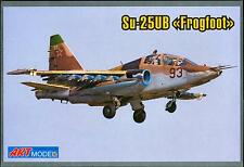 "ART Models 1/72 SUKHOI Su-25UB ""FROGFOOT"" Soviet Attack Jet"