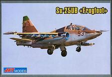 """ART Models 1/72 SUKHOI Su-25UB """"FROGFOOT"""" Soviet Attack Jet"""