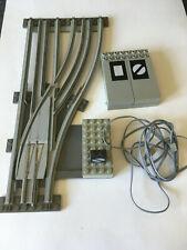 LEGO 12 V Eisenbahn: elektrische Weiche rechts