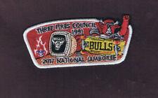 CSP Three Fires Council 1991 Bulls National Jamboree 2017 401247