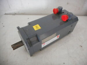SIEMENS SIMODRIVE AC BRUSHLESS SERVO-MOTOR 4.6Nm 3000rpm -- 1FT6062-6AF71-4AB2
