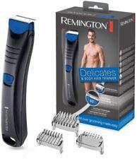 Remington BHT250 Delicates - Afeitadora Corporal, Cuchillas de Acero Inoxidable,