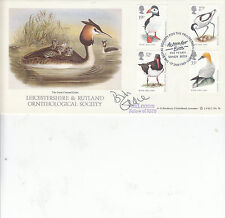 L.R.O.S COMMEMORATIVE COVER SIGNED BY BILL ODDIE