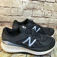 New Balance Fresh Foam More Mens Black Mesh Running Shoes Size 9 D