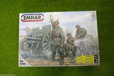 EMHAR WW1 Kit de artillería alemana escala 1/35 3504