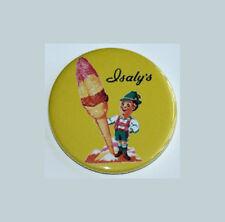 ISALY'S SKYSCRAPER ICE CREAM CONE MAGNET Retro Art Isaly Vintage Advertising