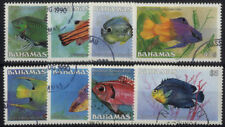 Fish Used Bahamian Stamps (1973-Now)