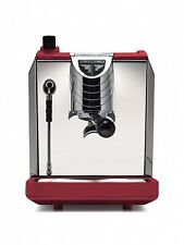 NUOVA SIMONELLI OSCAR II 2 Espressomaschine Rot NEUES MODELL1 Gruppe 220V