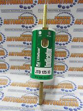 LITTELFUSE, JTD-125-ID, FUSE 125AMP 600VAC CLASS J TIME DELAY INDICATOR
