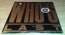 The Who Who's Last LIVE 2XLP Set 1984 1st PRESS IN SHRINK 1 OWNER HI GRADE NM/M