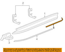 GM OEM Running Board Step-Insert Strip Right 15914685
