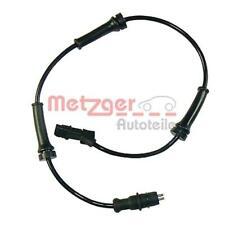 METZGER 0900313 ABS Sensor für RENAULT