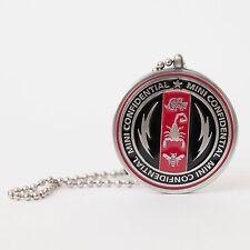 Mini Confidential Medallion