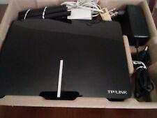 Modem router TP Link ADSL2+ AC 1750 ArcherD7 - Nero