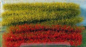 HEK1814 - Bundle Of 10 Strips Herbs Yellow And Red 10 CM