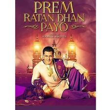 Prem Ratan Dhan Payo (2015) - Salman Khan, Sonam Kapoor - hindi bollywood dvd