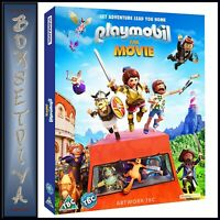 PLAYMOBIL THE MOVIE  **BRAND NEW BLURAY**