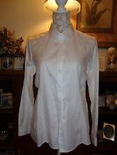 Ladies Civil War Reenactment Waist Shirt Blouse (No Brand) Size M