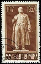 Scott # 1190 - 1957 - ' Lenin Statue '