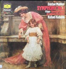 "DGG 2535 172-MAHLER-SYMPHONY NO. 1-""TITAN""-RAFAEL KUBELIK-VINYL LP GERMANY"