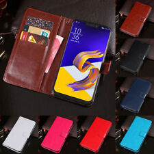 For Asus Zenfone 5 5z ZE620KL ZS620KL Flip Leather Wallet Cards Stand Case Cover